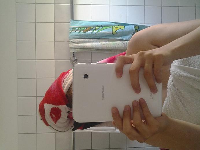 Samsung platta test