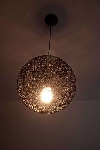 Lampa Rusta boll