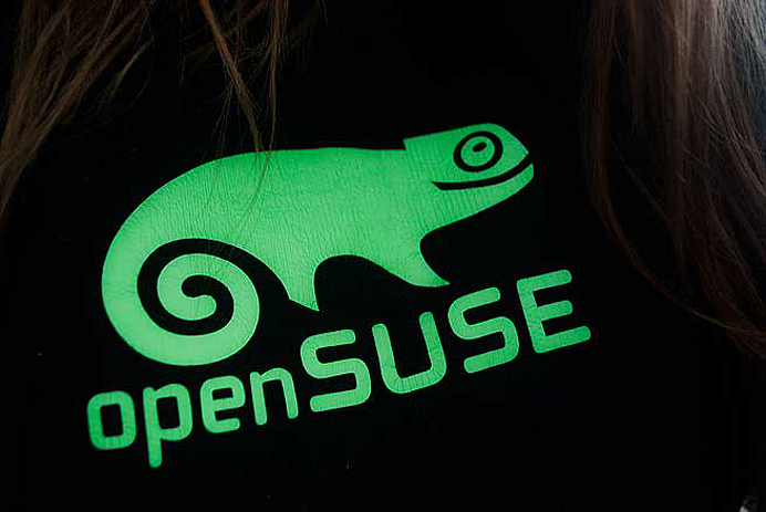 openSUSE shirt