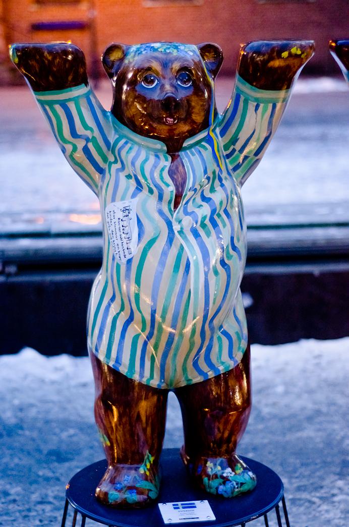 svergie björnen borås björn torget 2012 stora