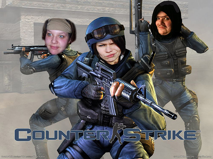Counter-Strike CS klan, worlds best klan clan världens bästa klan