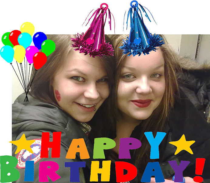 Happy Birthday Sofia