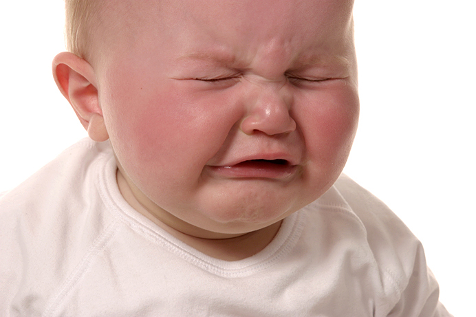Skrikande unge, cry baby, crying, gråtande bebis bäbis