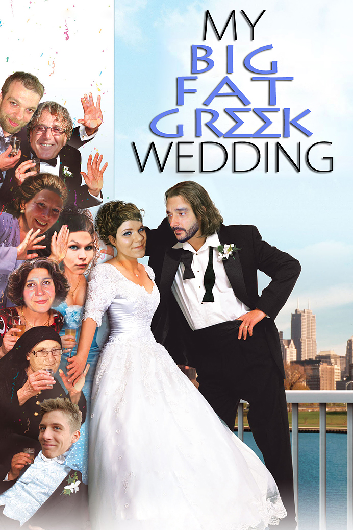 Afroos big fat greek wedding