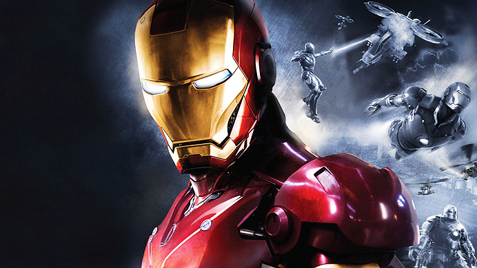 Iron man 2 3 1 2012 2013 Ironman Robert Downey Jr junior 4