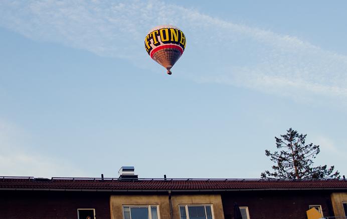 Aftonbladet Luftbalong