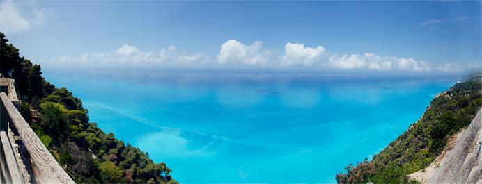 Greece Grekland Panorama