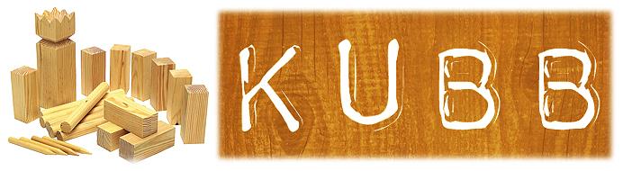 KUBB-kubbspel-trä-spel-sommarspel-utomhus-inomhus