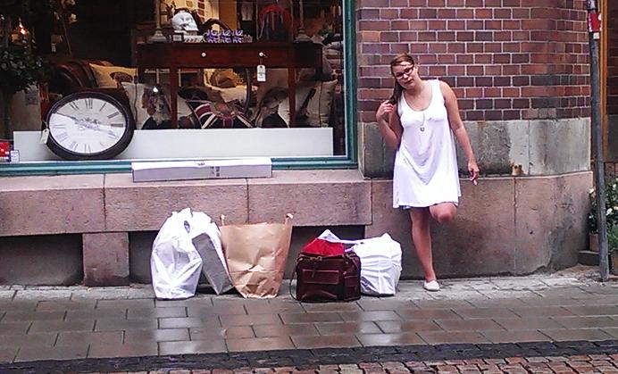 Shopping i borås