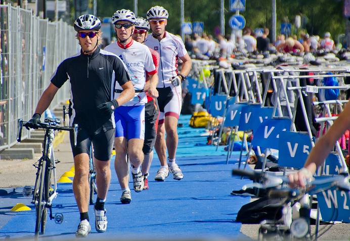 Vattenfall World Triathlon Stockholm augusti 2013 (1)