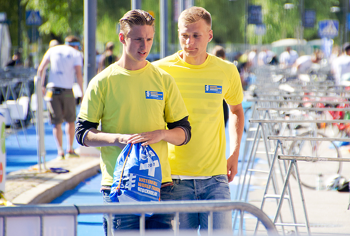 Vattenfall World Triathlon Stockholm augusti 2013 (4)