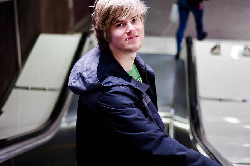 Markus i Tunnelbanan